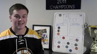 My NHL 18-19 Season Predictions P1 (West&East Standings)