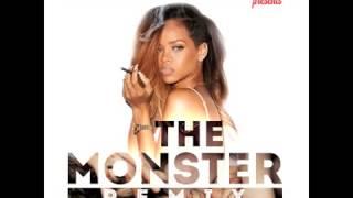 Emimen-Monster remix ft.Rihanna