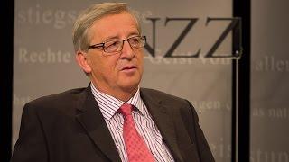 Jean-Claude Juncker | Warum Europa nicht scheitert (NZZ Standpunkte 2013)