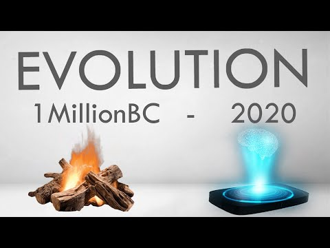 Technology Evolution | 100,000 BC - 2020