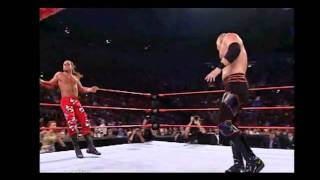 Kane Vs. Shawn Michaels Unforgiven 2004 Highlights