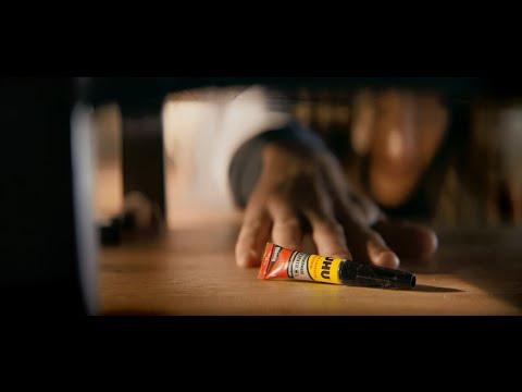 UHU Super Glue CONTROL Commercial