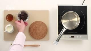 Шоколадный соус — базовый рецепт для любого десерта