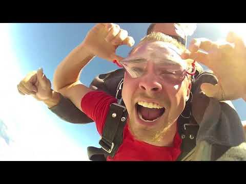 Tandem Skydive | Casen from Hendersonville, Tn