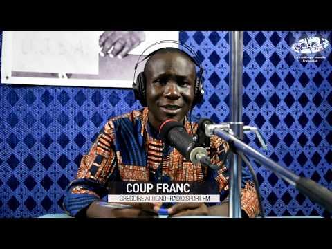 SPORTFM TV - COUP FRANC DU 09 JANVIER 2020 PRESENTE PAR GREGOIRE ATTIGNON