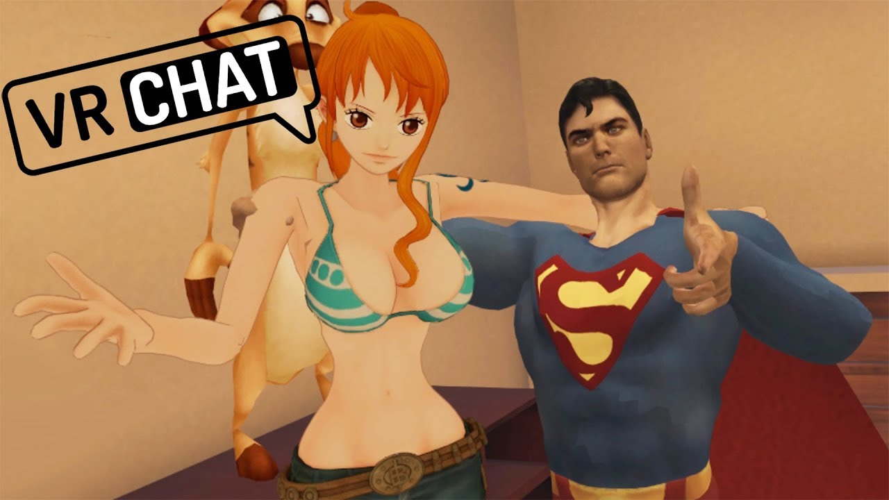 Funny VRChat Adventures!!