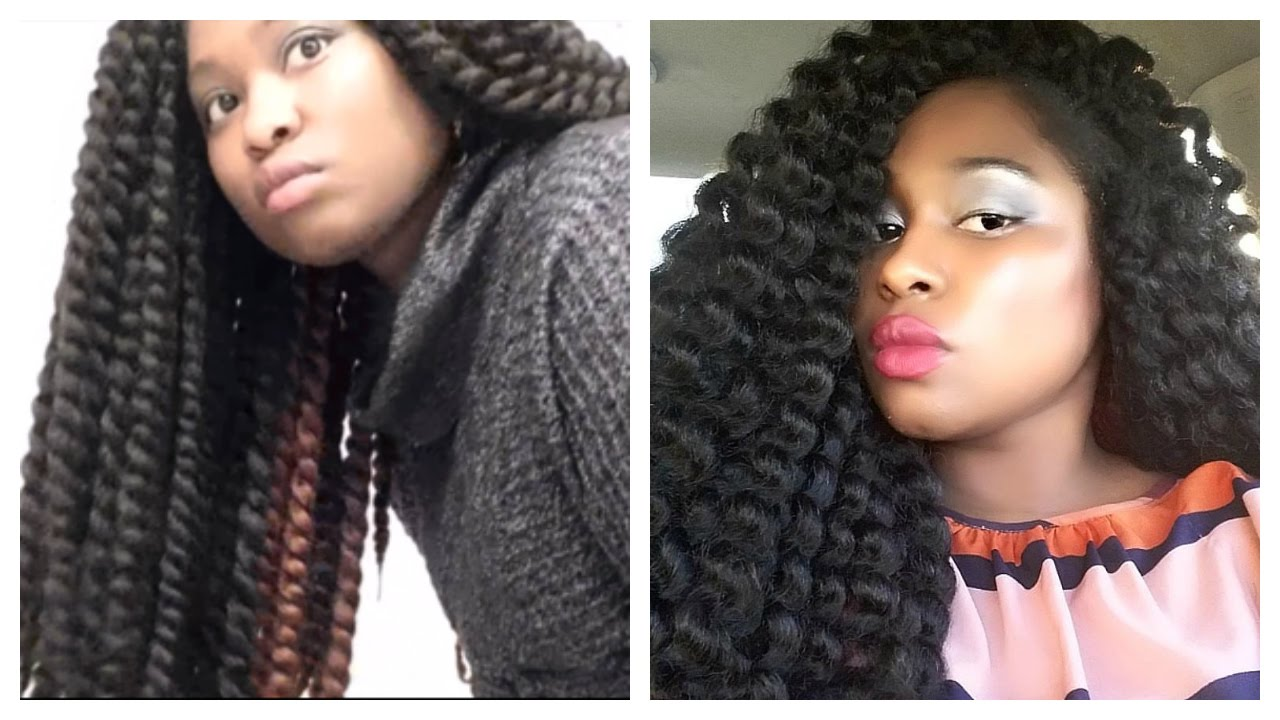 how to keep senegalese twists from unraveling