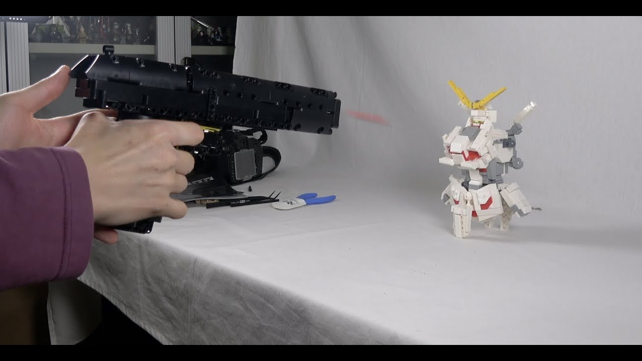 Fake Lego Gun (Short Video) #Shorts