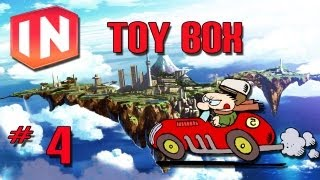 Disney Infinity: Toy Box Build - Race Track - Build 4