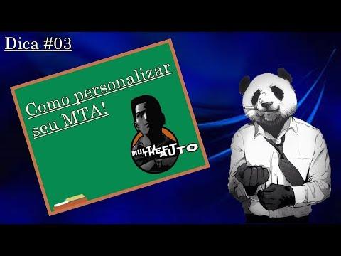 MTA SA - Como personalizar seu MTA !!