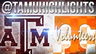 Texas A&M Highlights vs Tennessee 10-08-2016 ᴴᴰ