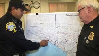 Third Bilingual #ThomasFire Update with City of Santa Barbara Police and Fire Chief