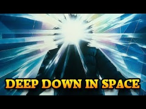 THIS GAME IS TOO SCARY! I HATE IT! Deep Down In Space