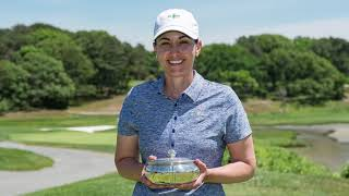 USGA U.S. Women's Mid-Amateur Champion, Shannon Johnson