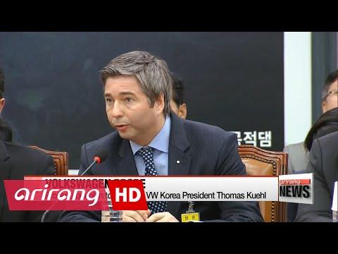 Prosecutors plan to summon Volkswagen Korea chief over emissions scandal