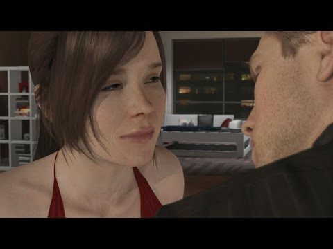 JODIE ON A DATE. WHAT COULD POSSIBLY GO WRONG?! | Beyond: Two Souls [11]