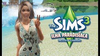 The Sims 3 //☀ Ilha Paradisiaca☀ // Nova Serie do Canal