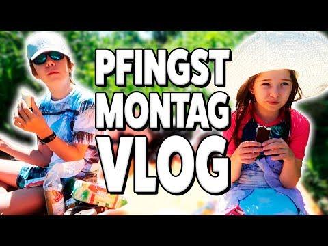 Ein Ganz Normaler PFINGSTMONTAG?! 😮 BADESPAß Und HOT WHEELS SAMMLUNG 😍 Lulu & Leon