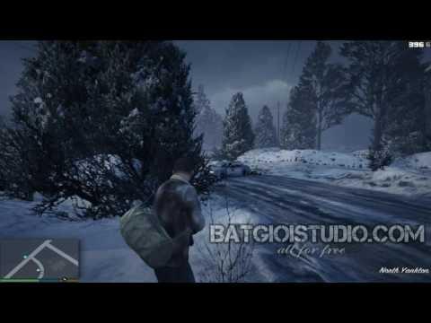 Hướng dẫn cài đặt GTA 5 crack online