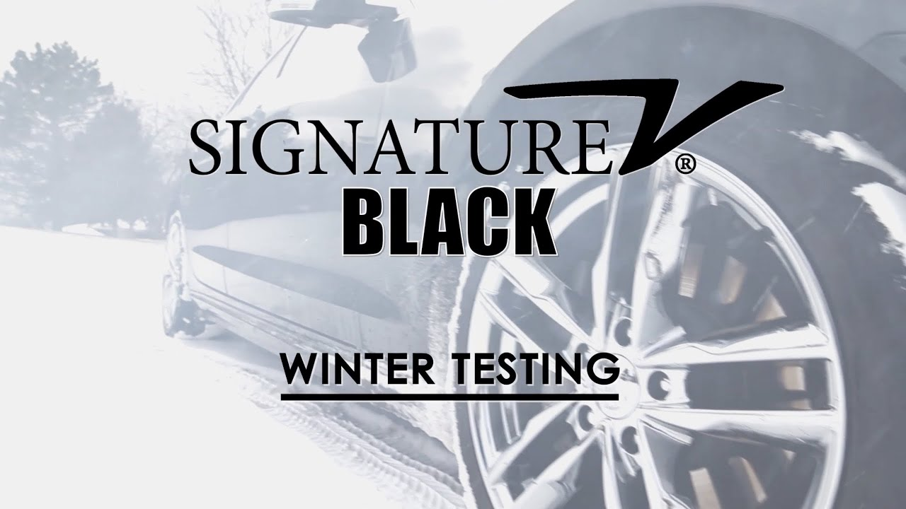Best All Season Tire In Snow Vogue Tyre Signature V Black Review