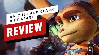 Ratchet and Clank: Rift Apart Review (Video Game Video Review)