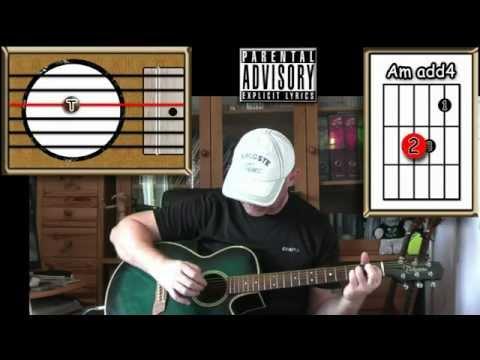Working Class Hero - John Lennon - Acoustic Guitar Lesson (Easy)