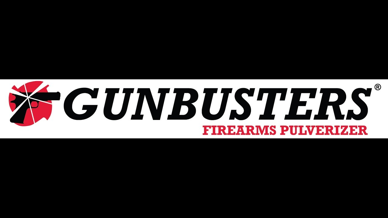 GunBusters Firearms Pulverizer
