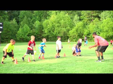 2017 Cherokee Youth Football Association Football Camp powered by Fury Performance Academy