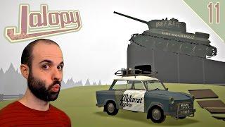JALOPY #11 | FINAL DE RUTA: COCHE CHETO | Gameplay Español