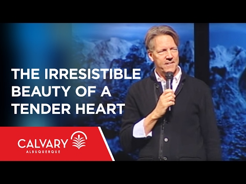 The Irresistible Beauty of a Tender Heart  - 1 Peter 3:1-6 - Skip Heitzig