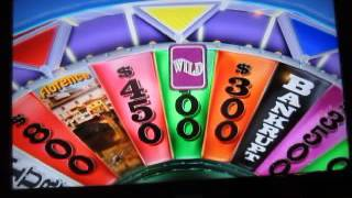 Wheel Of Fortune Nintendo Wii Run: Game 1