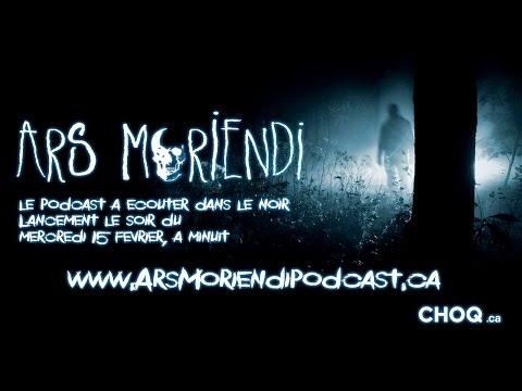 Ars Moriendi, le podcast à écouter dans le noir...