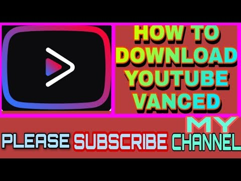 How to download YouTube Vanced in free with download link ||by SanjuTech
