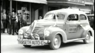 1938 Parade Britton, South Dakota Home Movie