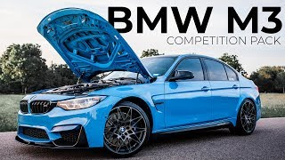 2018 Bmw M3 Competition Pack - Still The Benchmark?