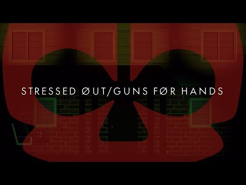 Stressed Out/Guns For Hands | twenty one pilots [Firefly Festival Visual]