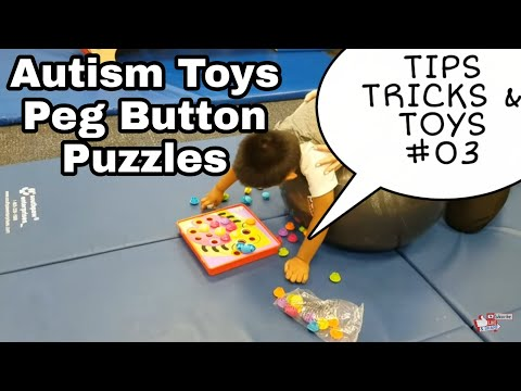 Autism Occupational Therapy - Gross Motor - Core Strengthening Activity