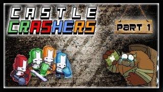Castle Crashers Co-op [ FlyGunCZ   Sterakdary   Zdochliakk   GoGo ] thumbnail