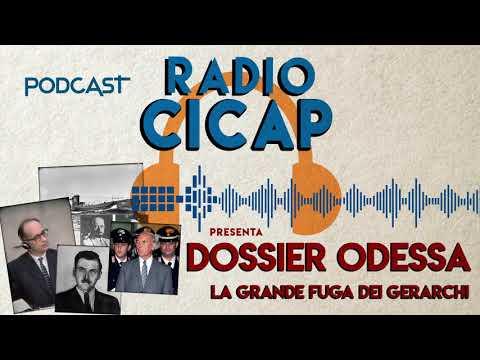 "Radio CICAP presenta: ""Dossier Odessa. La grande fuga dei gerarchi"""