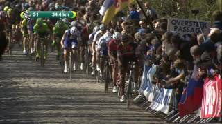 Gent-Wevelgem 2017 race highlights
