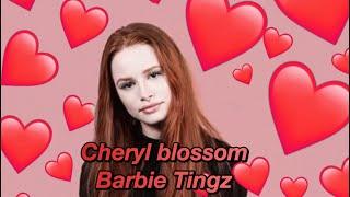 cheryl blossom   barbie tingz