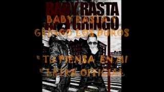 """Baby Rasta Y GrinGo """" Piensas en mi """" con LETRA OFFICIAL BR Y GG"""