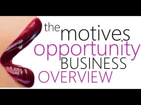Motives Cosmetics Overview, Business & Compensation Plan 2018