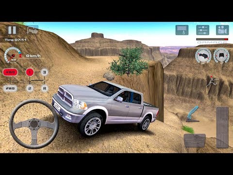 OffRoad Drive Desert #9 Free Roam - Car Game Android IOS Gameplay