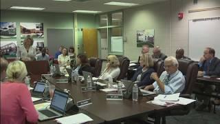 WJCC School Board Meeting for 9/5/17
