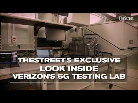 EXCLUSIVE Look at Verizon's New 5G Network