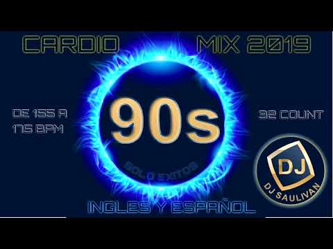 Descargar Video CARDIO MIX DE LOS 90S MARZO 2019 DEMO-DJSAULIVAN
