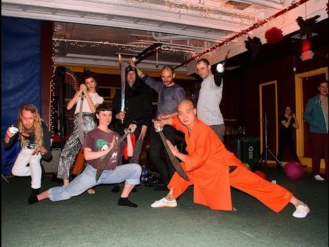 Angel Deradoorian @  The Shaolin Temple NYC