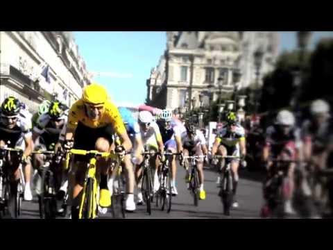 ITV4 Tour de France 2013