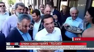 Σήμερα   Στενή σχέση Τσίπρα-Πολάκη   21/02/2019